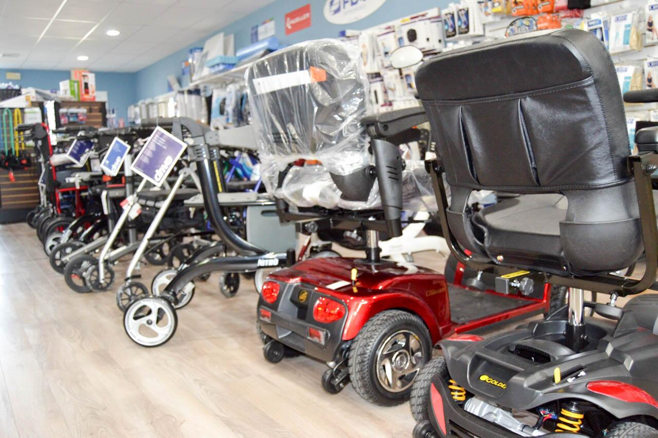 Power Scooters, Power Chairs & Accessories available at our stores in Mt Kisco NY and Southbury CT