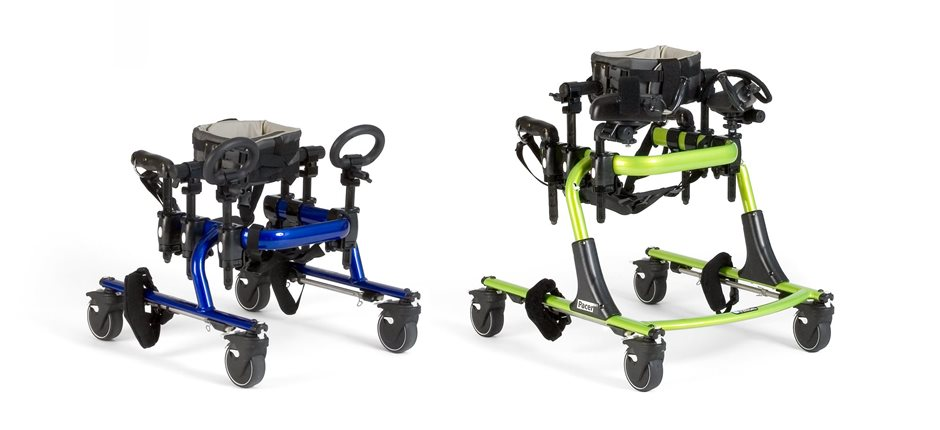 Pacer Gait Trainer – Mini & S (Adaptive Equipment) is at On The Mend